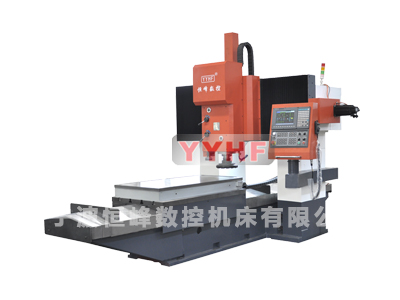 HF-KJLX Series CNC Precision Gantry Milling Machine
